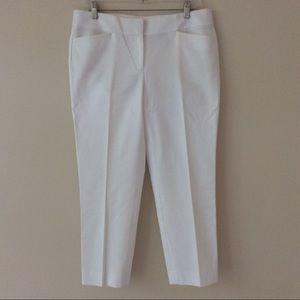 Ann Taylor Women's 96% Cotton Marisa Pants #